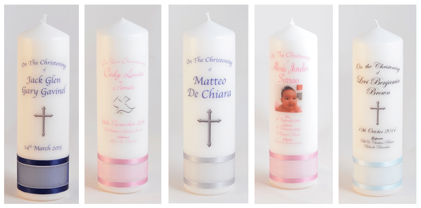 Candles Online Christening Candles