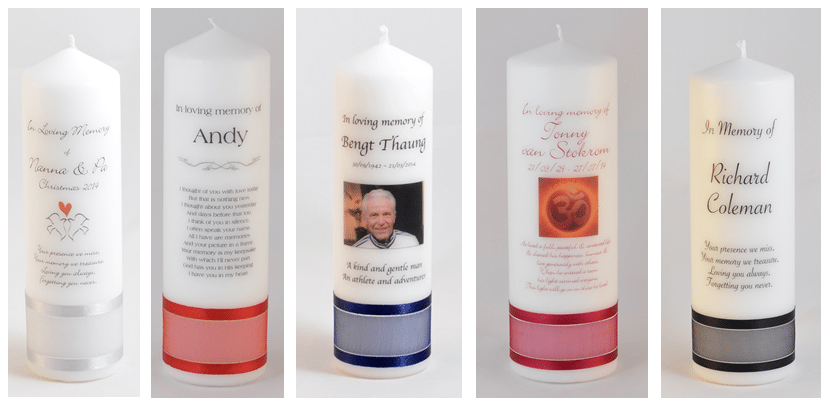 Candles Online Memorial Candles